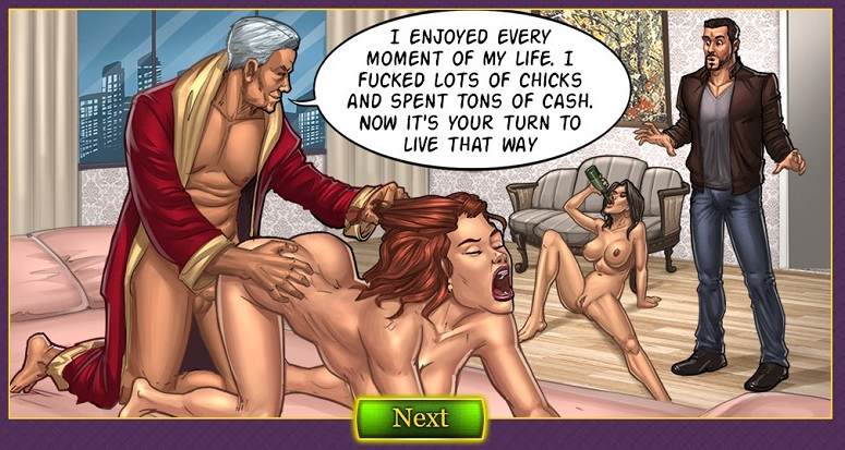 fuck hot girls in sex gangsters porn game
