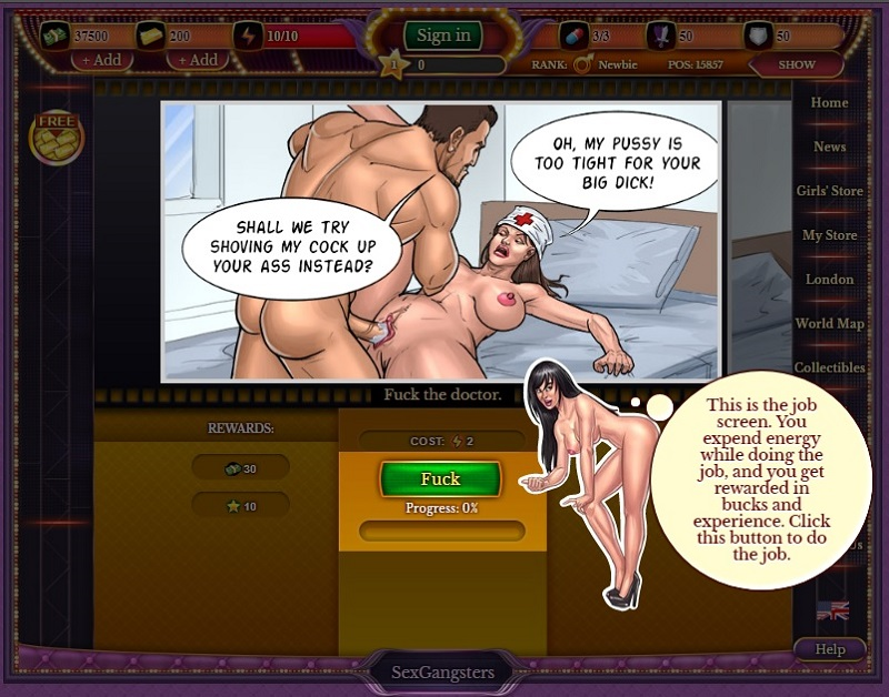 Sex gangsters game nude girls — img 8