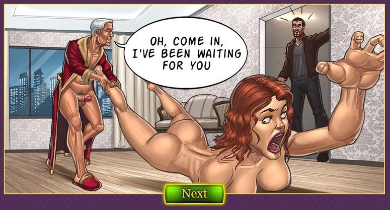 Cotton sex games